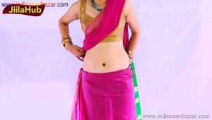 Indian Bhabhi Amazing Saree Removing Sexy Navel curves and back Full HD Porn XXX Photos Indian HD Porn00016