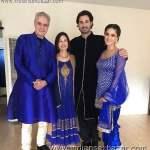 सनी लियोनी भाई की शादी में Sunny Leone Brother Wedding Pic (5)