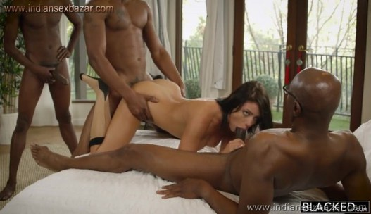 Big Black Cock Group fucking Slutty married girl Adriana Chechik Full HD Porn FREE Download XXX Nude Images Fucking Photos (5)