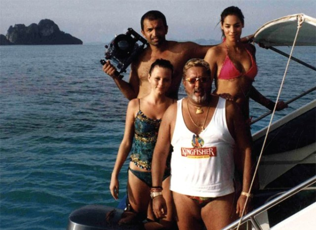 Vijay Mallya to pose naked for cover page of Playboy India