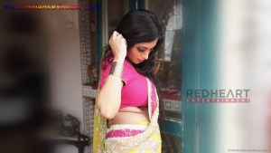 इंडियन रंडी साड़ी ब्लाउज में मोटे मोटे बोबे दीखते हुए Indian Randi In Yellow Saree Xxx (10)