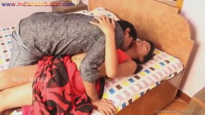 बिचारी भाभी फस गयी देवर के जाल में Devar Bhabhi Romance In Bedroom Indian XXX Pic (7)