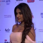 Indian Bollywood Sexy Actress Nidhi Agarwal Showing Big Boobs At Filmfare Glamour And Style Awards 2017 XXX Nude Porn Pic Download (2)