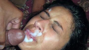 ढेर सारा गरम वीर्य डाला रंडी मौसी के मुहं में लंड डाल कर सेक्स स्टोरी हिंदी में