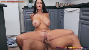 Ava Addams Enjoys A Big Black Dick Of Lover In Kitchen Full HD Fucking XXX Porn Photo Gallery 00008