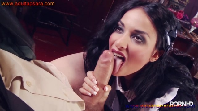Blowjob Young Maid Taking 12 Inch Big Black Dick In Mouth To Suck Full HD XXX Porn Photo Gallery (8)