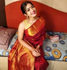 South Indian Actress Porn Rashmika Mandanna Nude Fucking XXX Naked Ass Pussy Boobs Pic (4)