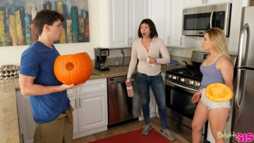 Pumpkin Fuck Brother And Stepsister Full Hd Porn