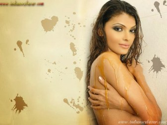 Ass Pussy And Boobs Porn Pic Naked Photoshoot Of Bollywood Actress Sherlyn Chopra Real XXX Pic (35)
