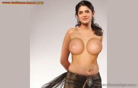 Indian Film Actress Deeksha Seth Nude Fucking Photos And Videos Naked Boobs Nipple Porn Videos (1)