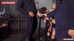 BBC XXX Full HD Porn School Girl Giving Nice Blowjob To Principal And Teachers Porn Pic Gallery (6)