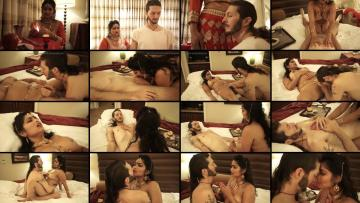 Nude Newly Married Indian Couple Enjoying Kamasutra Porn Video