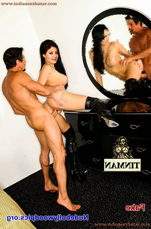 Bollywood Actress Shilpa Shetty Nude Leaked XXX Porn Photos 2