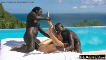 Ariana Marie Fucked By Two Big Black Cock Threesome Full HD Porn And BBC Porn Pictures Gallery Hardcore Porn 20
