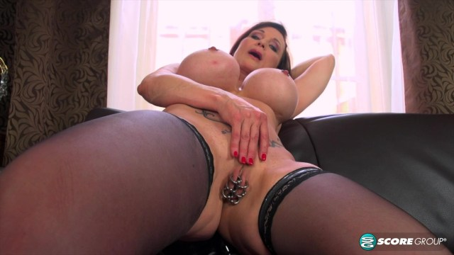 Mature Milf With Big Tits And Pierced Pussy XXX Full HD Porn Video 4