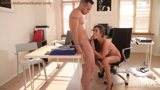 New Sexy Secretary Liya Silver Fucked In Office By Boss Full HD Porn Video And XXX Pictures 30