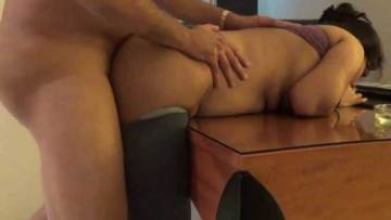 Old And Young Doggy Style Sex On Table जबरदस्ती सलवार खोलकर पड़ोसन आंटी की चुदाई करी XXX Story