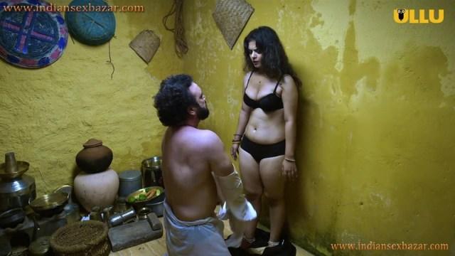 बहन के ससुर ने ब्लैकमेल करके चोदा इंडियन हिंदी सेक्स विडियो CharmSukh Jane Anjane Mein 3 Part 2 2021 Ullu Original 12