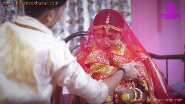 Dulha Fucking Dulhan On Suhagraat Indian Full HD Porn Video And XXX Sex Pictures Nangi Bridegroom Desi Chudai Bedroom First Night 1