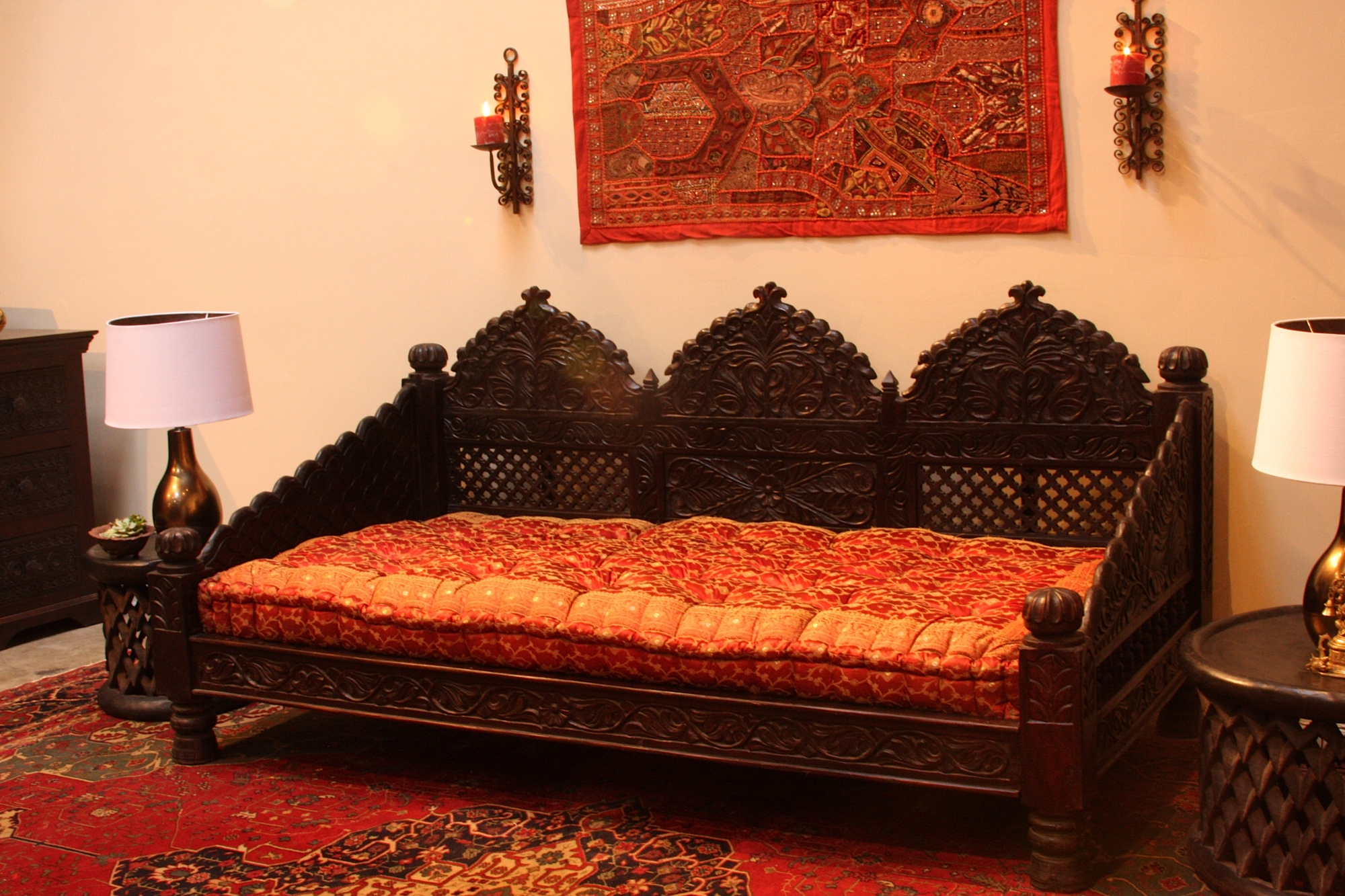 indian style sofa set designs beds amazon traditional living room by pearl handicrafts  design your