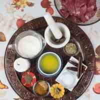 Rogan Josh Ingredients