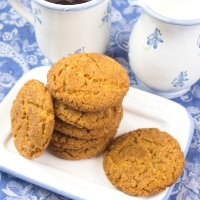 Cardamom Spice Cookies, which are Indianish