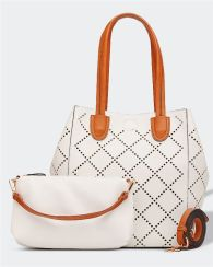 LH BERMUDA WHITE INTERNAL BAG R1595.00