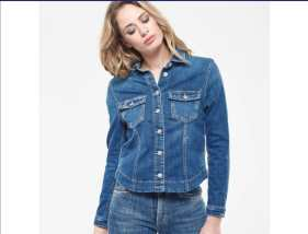 LT FILLY DENIM JACKET R3295