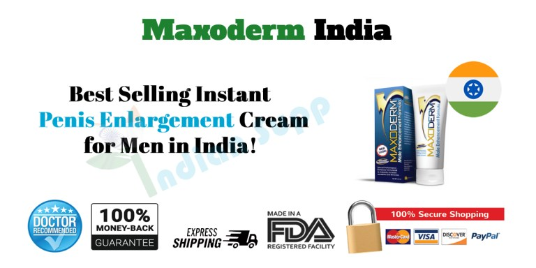 Maxoderm India Review