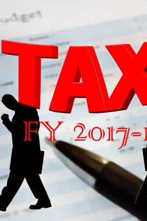 Income Tax Rates FY 2017-18-min