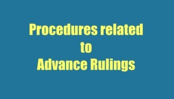Procedures Related to Advance Rulings under Income Tax Act-min