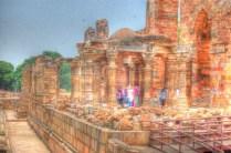 Qutab Minar Pictures 5