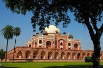 Top Monuments of India Humayuns Tomb Delhi 37