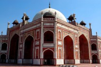 Top Monuments of India Humayuns Tomb Delhi 55