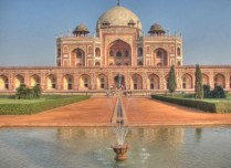 Top Monuments of India Humayuns Tomb Delhi 7