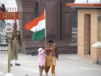 Wagah Border Ceremony Pictures 2