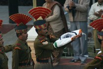 Wagah Border Ceremony Pictures 4
