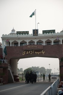 Wagah Border Ceremony Pictures 7