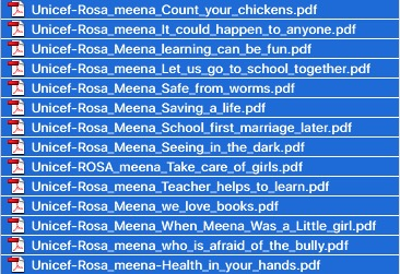 unicef-rosa-meena-14-vol-screenshot
