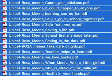 unicef-rosa-meena-14-vol-screenshot