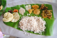 South Indian Favorite Meal