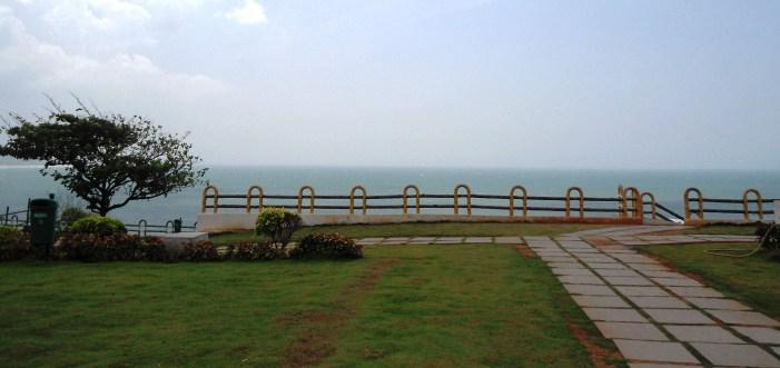 Tenneti Beach Park Visakhapatnam