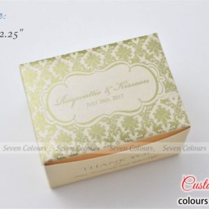 Snacks Box Cream