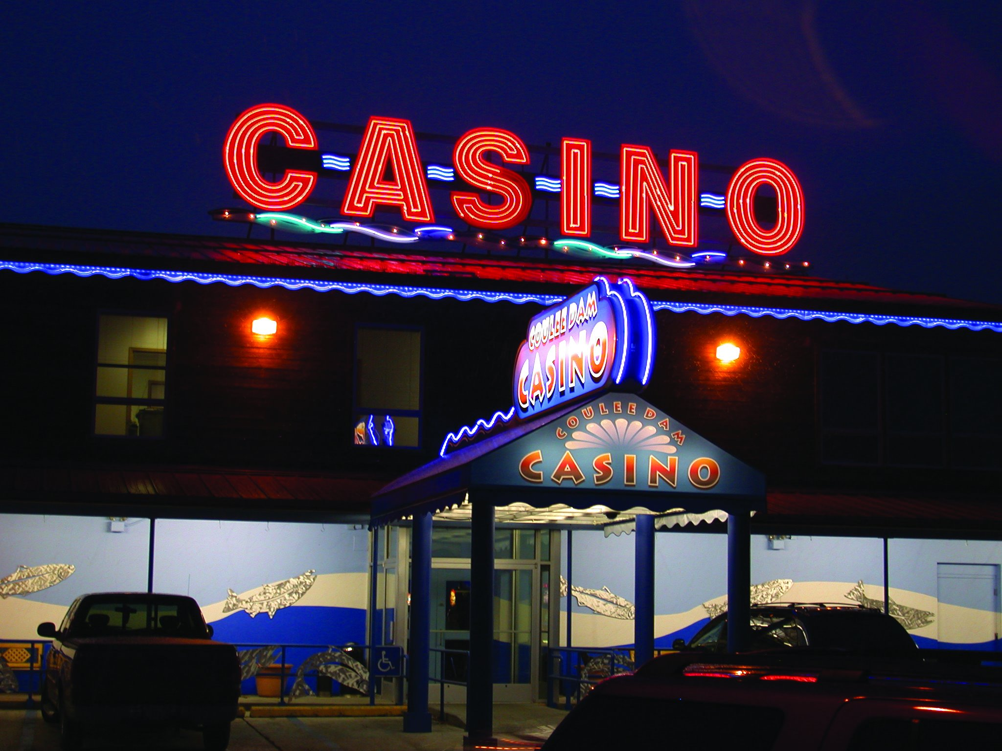 Indian Gaming > Colville Tribes Include Restaurant In