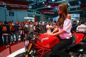 2014 Ducati Monster 1200 at EICMA