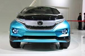 Honda Vision XS-1 Concept Live 11