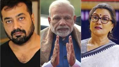 Photo of 'Traitor' Aparna Sen, Koushik Sen and others for complaining to PM. Kangana stands against.