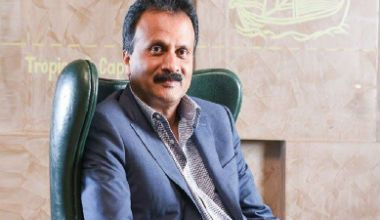 Photo of Cafe Coffee Day(CCD) founder VG Siddhartha found dead at Netravati river