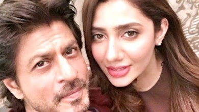 Photo of Pakistani actress Mahira Khan said against the removal Article 370. Shahrukh Khan brought her to Mumbai.