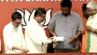 Photo of Mehbooba Mufti in trouble again, big PDP leaders join BJP